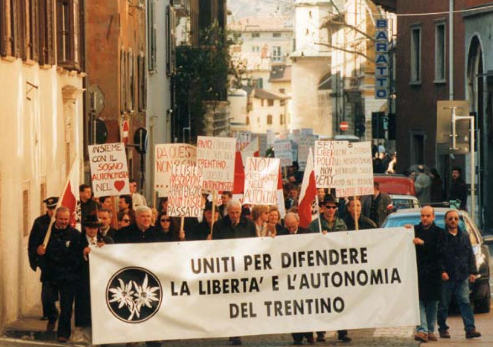 Manifestazione PATT